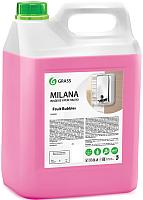 Мыло жидкое Grass Milana Fruit Bubbles / 125318 (5кг) -
