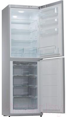 Холодильник с морозильником Snaige RF34SM-S1MA210