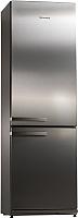 Холодильник с морозильником Snaige RF36NG-Z1CB27 -