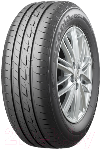 Купить Летняя шина Bridgestone, Ecopia EP200 205/65R16 95V, Таиланд