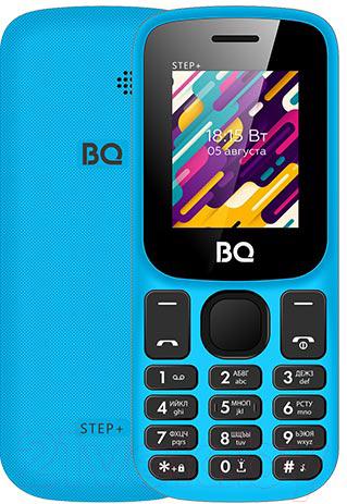 Купить Мобильный телефон BQ, Step+ BQ-1848 (голубой), Китай