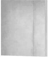 Шкаф с зеркалом для ванной Raval Quadro-Fest 60 / Qua.03.60/W -