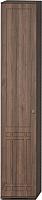 Шкаф Мебель-КМК 1Д Шарм 0722.2 (орех донской/орех экко классический) -