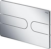 Кнопка для инсталляции Viega Visign for Style 23 / 773052 (пластик, хром) -