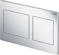 Кнопка для инсталляции Viega Visign for Style 21 / 773236 (пластик, хром) -