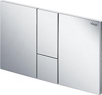 Кнопка для инсталляции Viega Visign for Style 24 / 773267 (пластик, хром) -