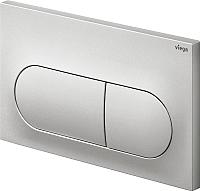Кнопка для инсталляции Viega Visign for Life 6 / 773755 (пластик, хром матовый) -