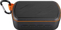 Портативная колонка Redmond Sound Sport RBS-5813 (черный/оранжевый) -