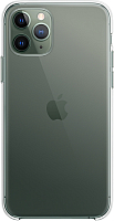 Чехол-накладка Apple Clear Case для iPhone 11 Pro / MWYK2 -