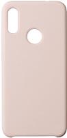 Чехол-накладка Volare Rosso Suede для Redmi Note 7 / Note 7 Pro (розовый песок) -
