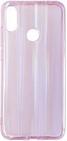 Чехол-накладка Volare Rosso Aura для Redmi Note 7 / Note 7 Pro (розовый) -