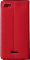 Чехол-книжка Volare Rosso Book для Redmi 6A (красный) -