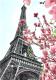 Набор алмазной вышивки Wizardi Символ Парижа / WD128 -