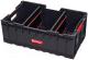 Ящик для инструментов QBrick System One Box Plus / SKRQPBOXCZAPG002 (черный) -