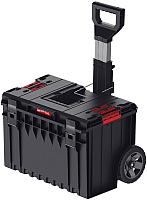 Ящик для инструментов QBrick System One Cart Basic / SKRWQCBCZAPG002 (черный) -
