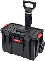Ящик для инструментов QBrick System Two Cart / SKRWQCTWOCZAPG002 (черный) -