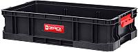 Ящик для инструментов QBrick System Two Box 100 / SKRQBOXTWO1CZAPG002 (черный) -