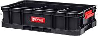 Ящик для инструментов QBrick System Two Box 100 Flex / SKRQBOXTWO1FCZAPG002 (черный) -