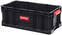 Ящик для инструментов QBrick System Two Box 200 / SKRQBOXTWO2CZAPG002 (черный) -