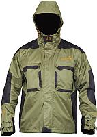 Куртка рыбацкая Norfin Peak Green / 512105-XXL -