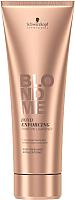 Крем для обесцвечивания волос Schwarzkopf Professional BlondMe Bond Enforcing Paint-On Lightener (250мл) -