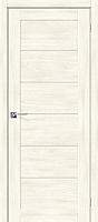 Дверь межкомнатная el'Porta Эко Легно-22 60x200 (Nordic Oak/Magic Fog) -