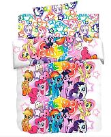 Комплект постельного белья Непоседа My little Pony Neon. Граффити / 512420 -