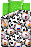 Комплект постельного белья Непоседа For You. Футбольные мячи / 261242 -