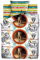 Комплект постельного белья Непоседа Король Лев. Симба / 591800 -