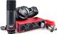 Аудиоинтерфейс Focusrite Scarlett 2i2 Studio 3rd Gen -