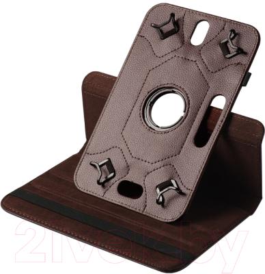 """Чехол для планшета Volare Rosso Universal 7"""" (коричневый)"""