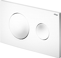 Кнопка для инсталляции Viega Visign for Style 12 / 773793 (пластик, альпийский белый) -