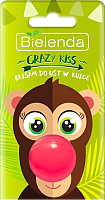 Бальзам для губ Bielenda Crazy Kiss Ball Monkey (8.5г) -