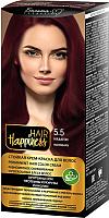 Крем-краска для волос Белита-М Hair Happiness стойкая тон № 5.5 (махагон) -