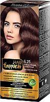 Крем-краска для волос Белита-М Hair Happiness стойкая тон № 6.25 (перламутровый темно-русый) -