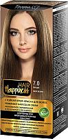 Крем-краска для волос Белита-М Hair Happiness стойкая тон № 7.0 (русый) -