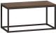 Журнальный столик Loftyhome Бервин / BR020101 (коричневый) -