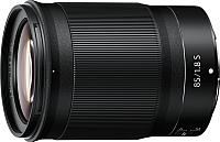 Портретный объектив Nikon Nikkor Z 85mm f/1.8 S -