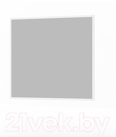 Купить Зеркало интерьерное Мебель-КМК, Николь 0683.10 (лиственница сибирская), Беларусь, дерево выбеленное