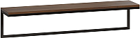 Полка Loftyhome Бервин 3 / BR030501 (коричневый) -