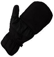 Перчатки-варежки для рыбалки Norfin Softshell / 703061-XL -