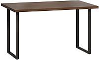 Обеденный стол Loftyhome Лондейл 1 / LD050101 (коричневый) -