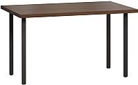 Обеденный стол Loftyhome Лондейл 2 / LD050201 (коричневый) -