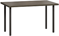 Обеденный стол Loftyhome Лондейл 2 / LD050203 (серый) -