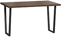 Обеденный стол Loftyhome Лондейл 3 / LD050301 (коричневый) -