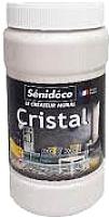 Краска декоративная Senideco Crictal с эффектом мокрого шелка (3л, перламутровый) -
