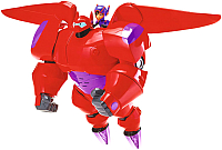 Набор фигурок Bandai Big Hero 6 Хиро+Бэймакс / 41305L -
