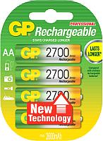 Комплект аккумуляторов GP Batteries 270AAHCBB8-2PLC4 4BP -