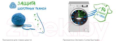 Стиральная машина Beko ELSE77512XSWI