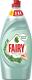 Средство для мытья посуды Fairy Окси Нежные руки. Чайное дерево и Мята (900мл) -